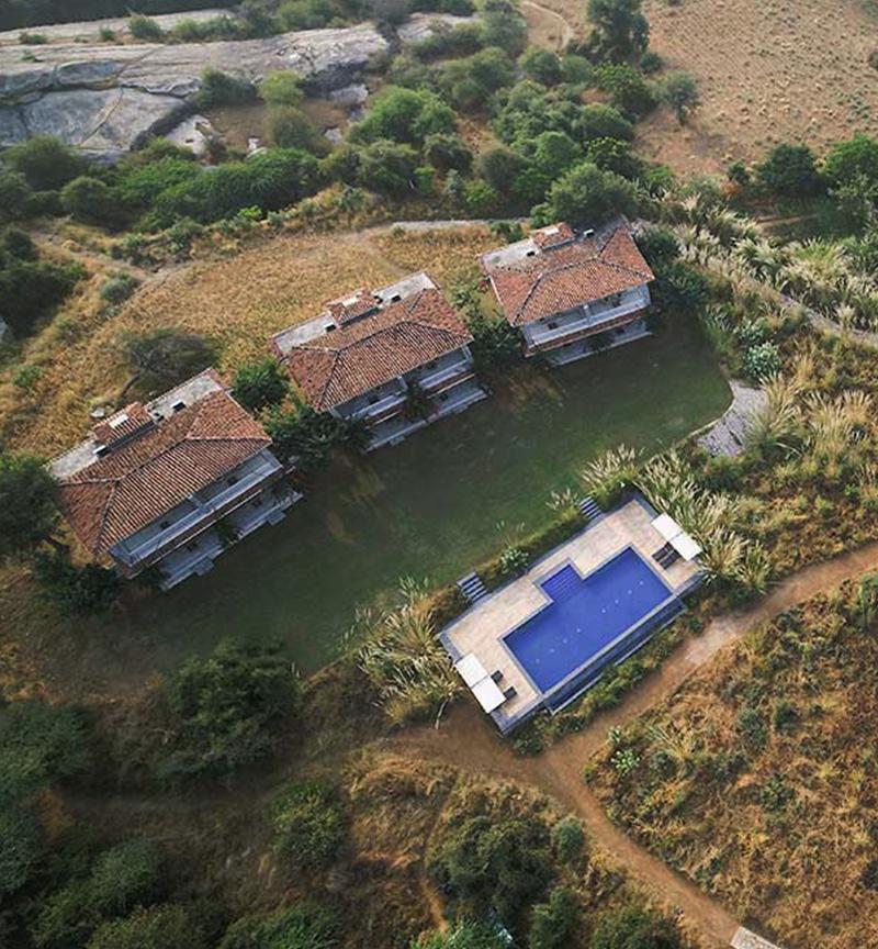 resorts in pali