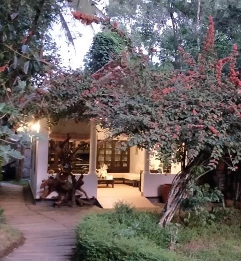resorts around thekkady