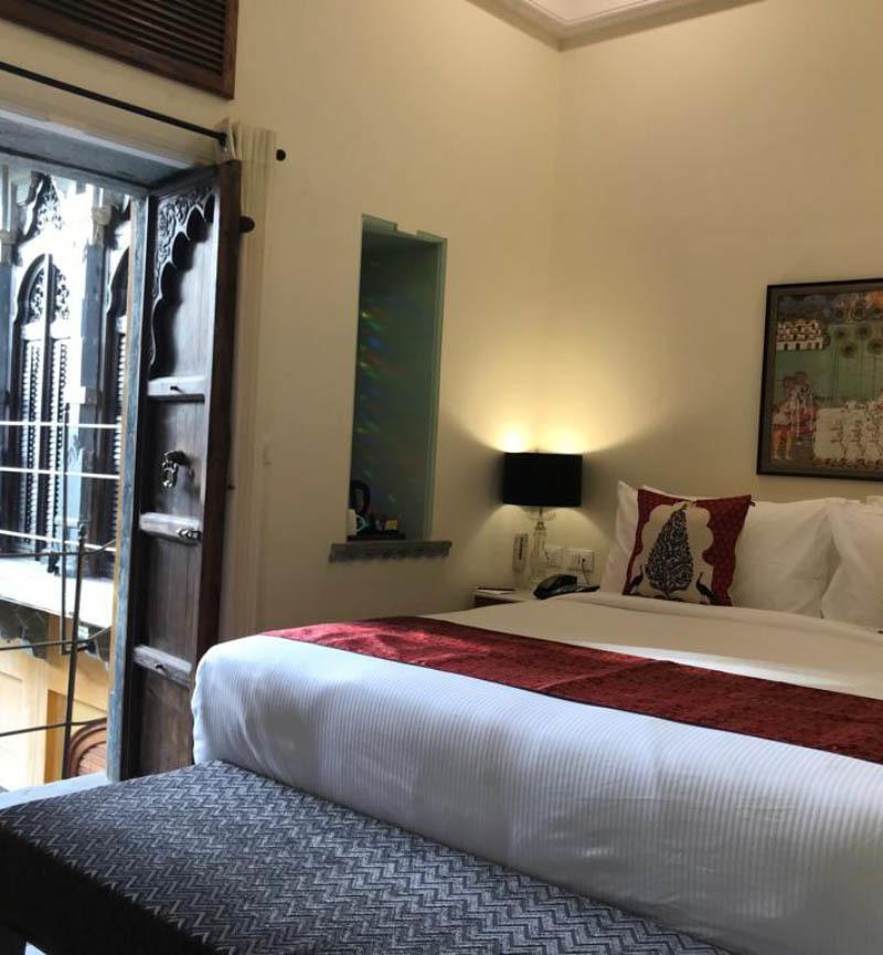 best resort in udaipur for family