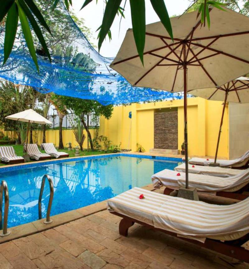 resorts in kochi kerala