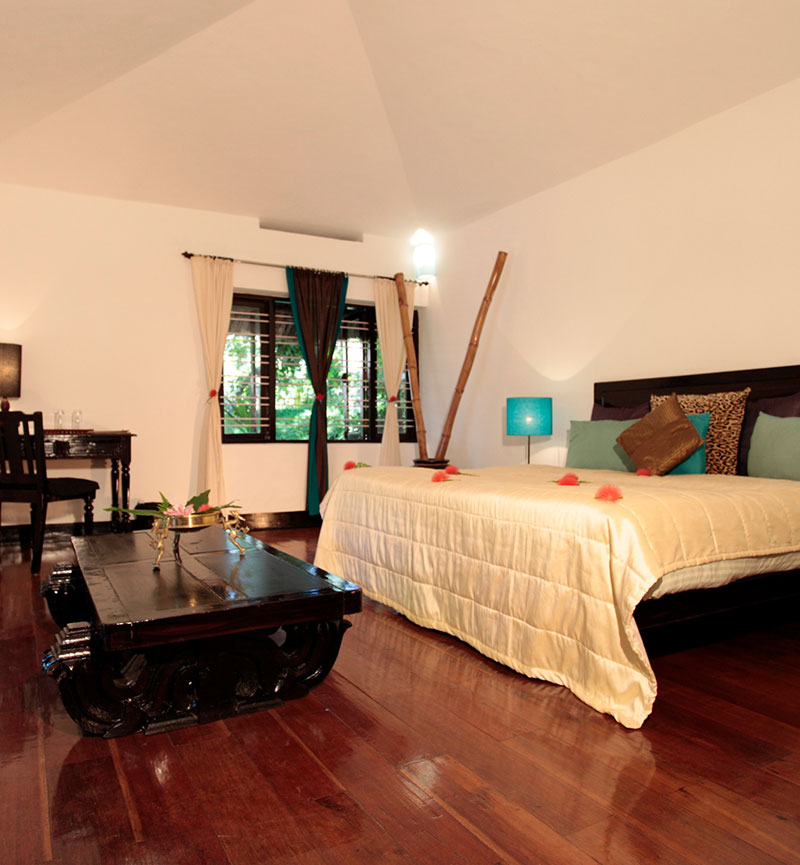 best resorts in thekkady for family