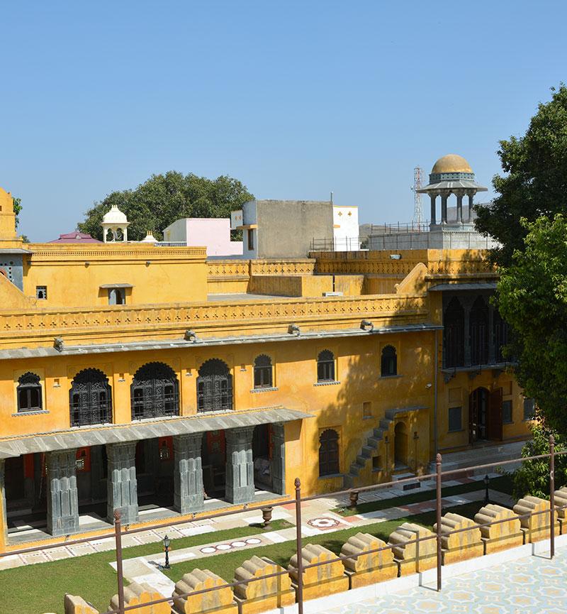 resort at Udaipur