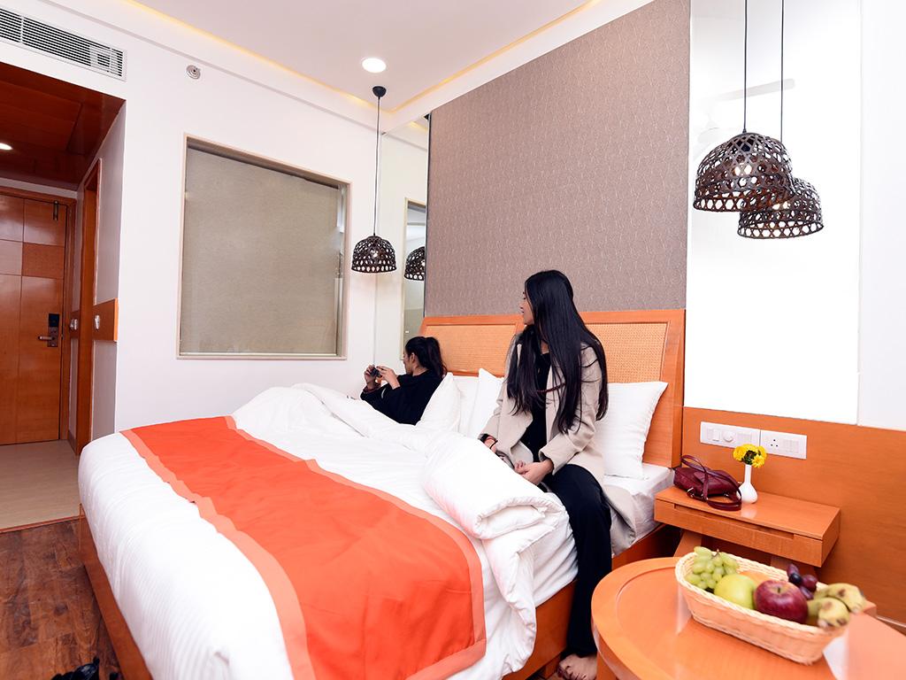 Mussoorie best resort