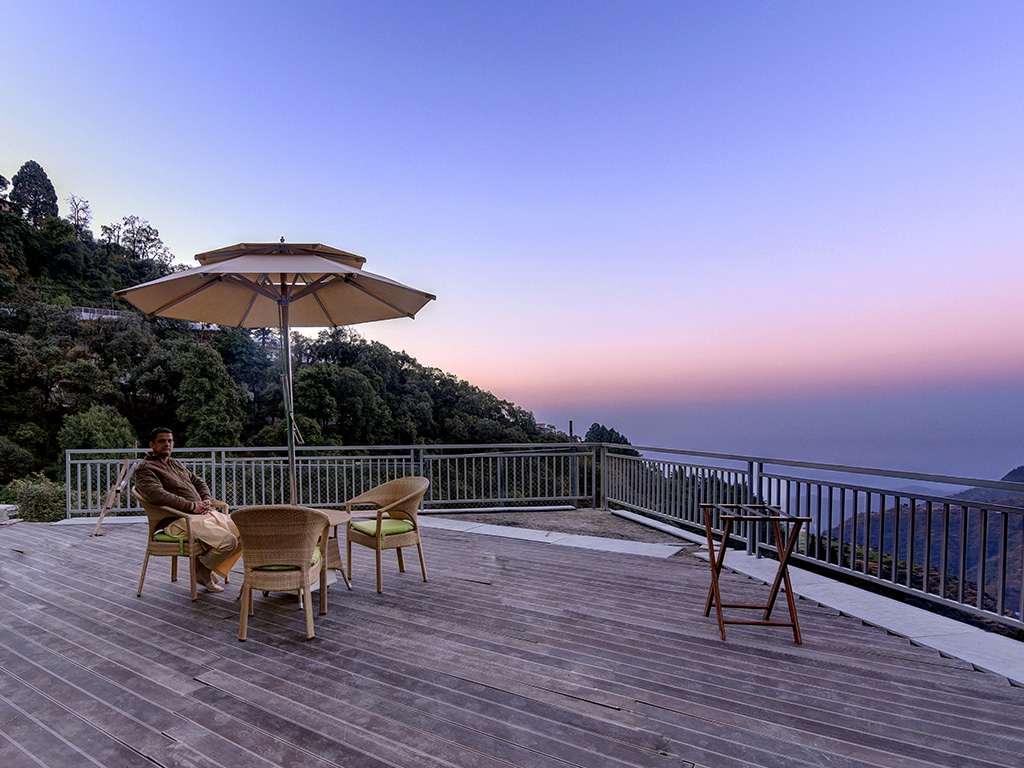 best place to stay in Mussoorie