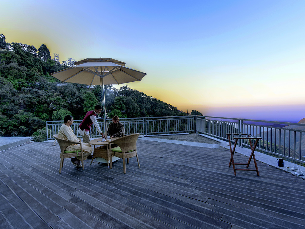 best hotel to stay in Mussoorie