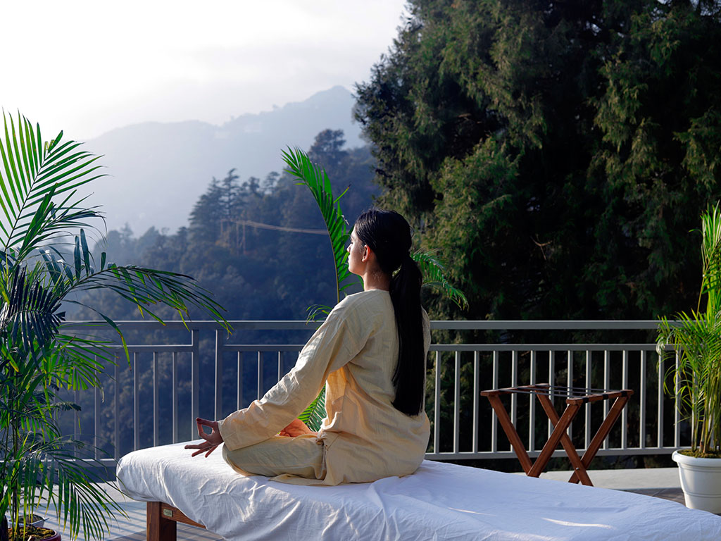 best location to stay in Mussoorie