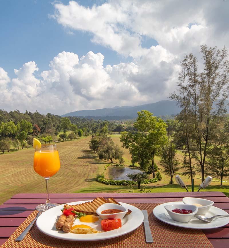 luxury resorts in Karnataka