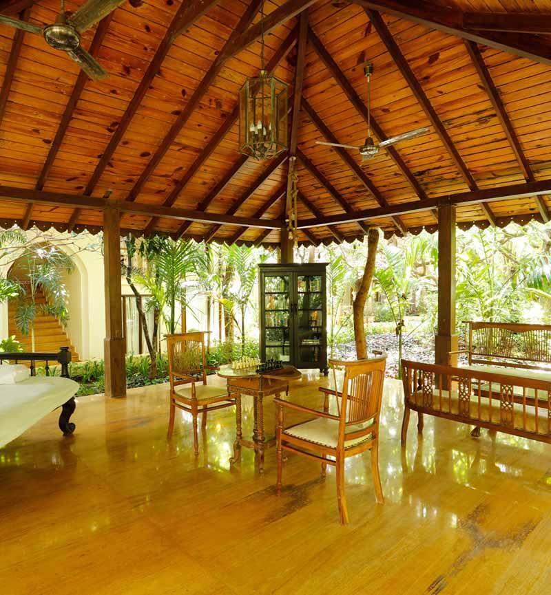 5 star hotels in north goa baga beach