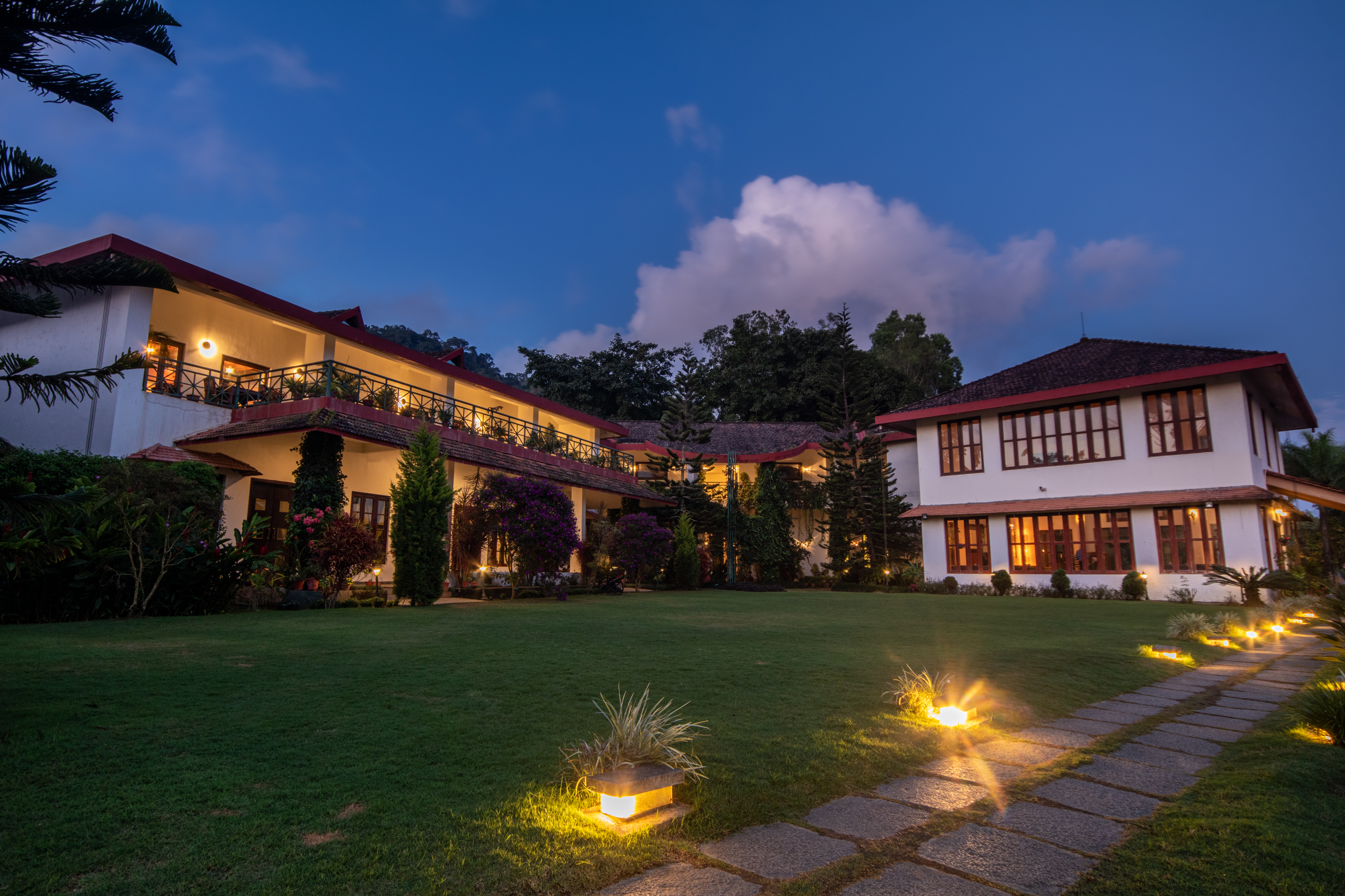 hotels in coorg