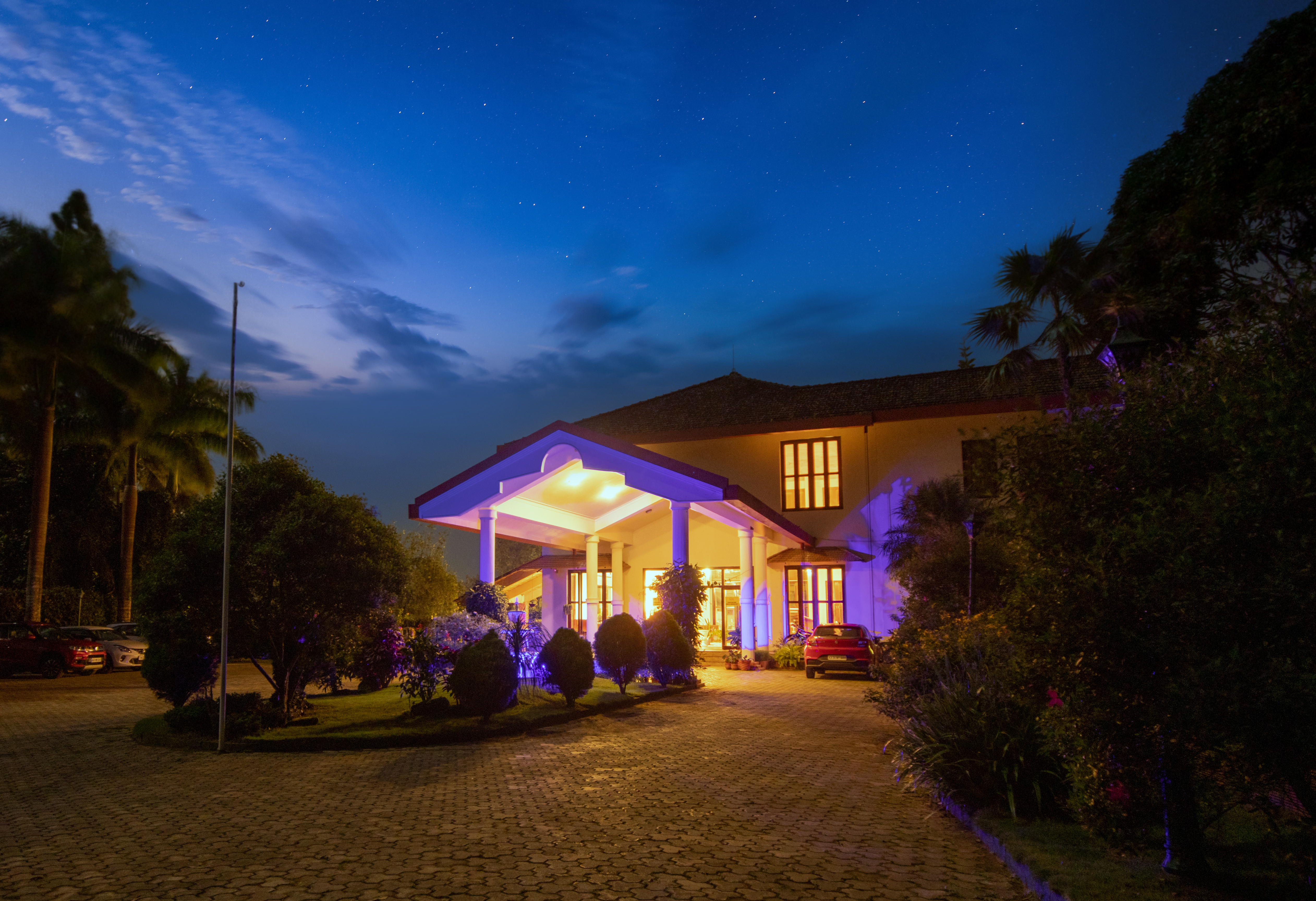 best hotels in coorg