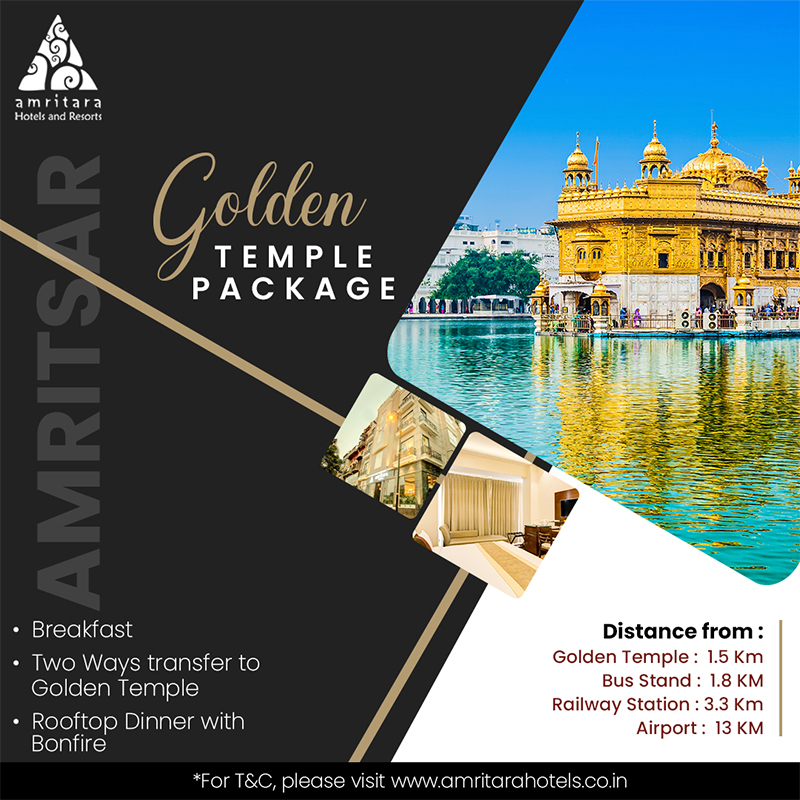 Golden Temple Package