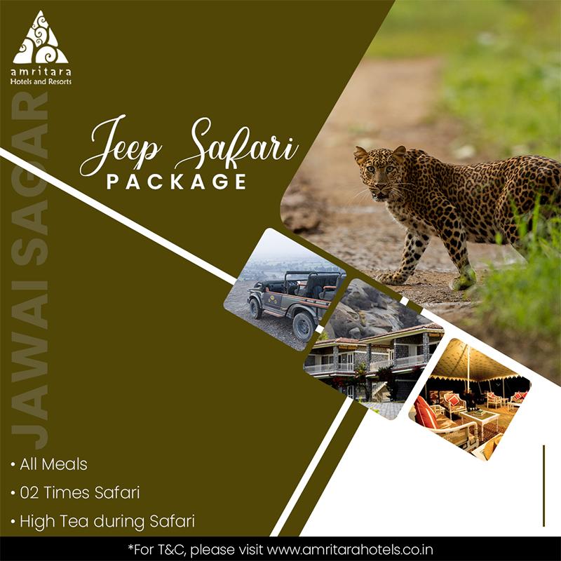 Jeep Safari Package