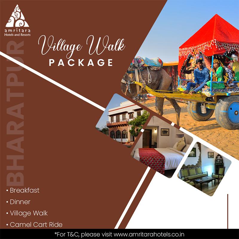 Village Walk Package