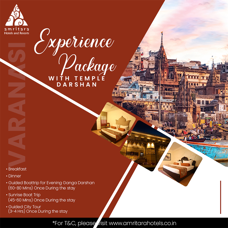 Experience Package with Temple Darshan