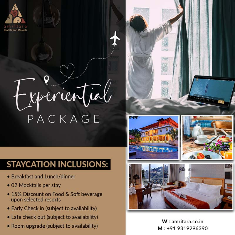 Staycation package